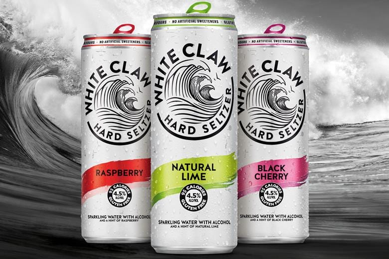 """Featured image for """"Can You Buy Stock in White Claw?"""""""