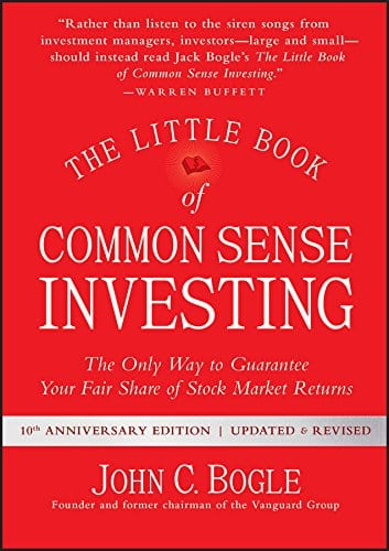 """Featured image for """"The Little Book of Common Sense Investing"""""""