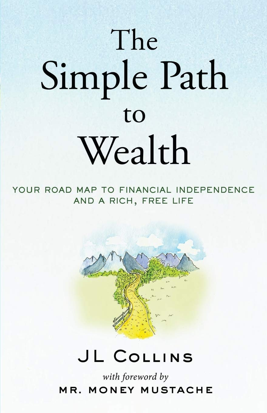 """Featured image for """"The Simple Path to Wealth"""""""