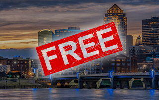 """Featured image for """"12 Best Free Things To Do in Des Moines, Iowa"""""""