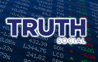 """Featured image for """"Truth Social Stock IPO: Can You Buy Stock in Trump's New Social Media?"""""""